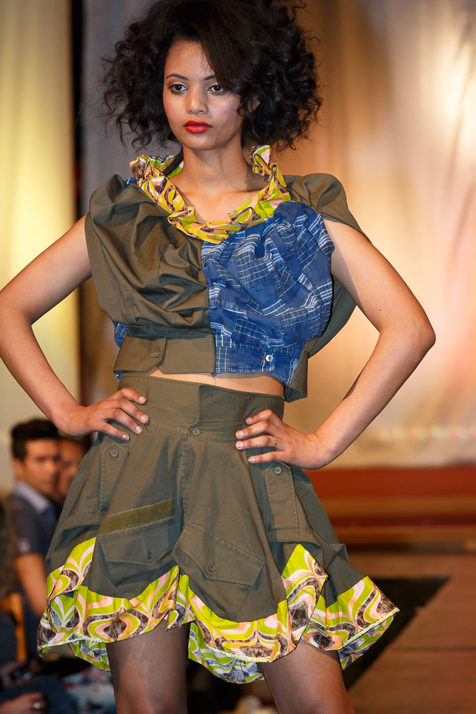 London Ethical Fashion Show 2014